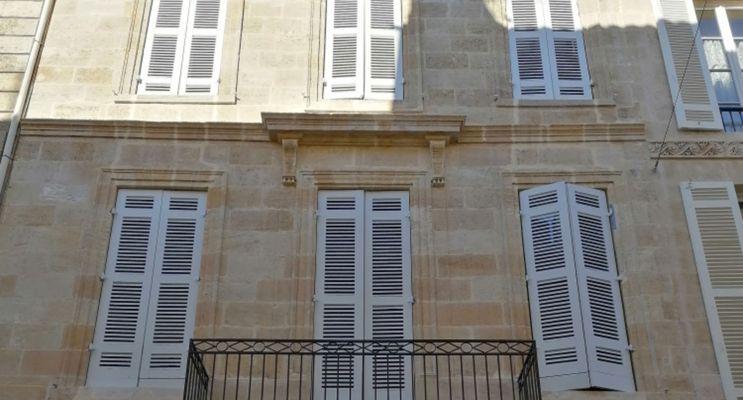 Photo du Résidence « 29 rue des Menuts » programme immobilier à rénover en Loi Malraux à Bordeaux