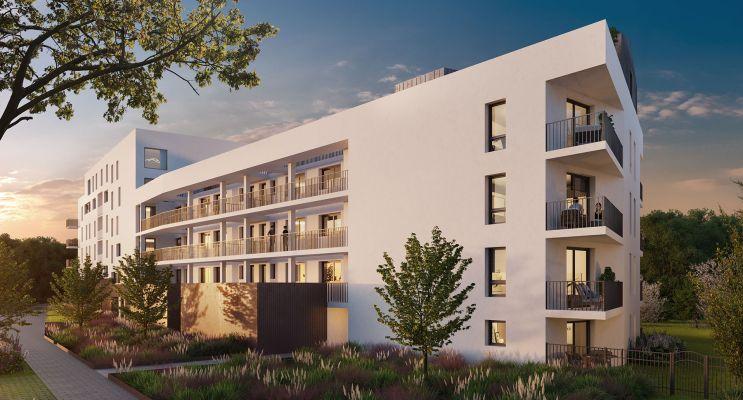 Photo du Résidence « 350 Thiers » programme immobilier neuf en Loi Pinel à Bordeaux