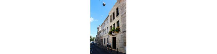 Résidence 89, Rue Henri IV à Bordeaux