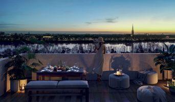 Photo du Résidence « Amplitude » programme immobilier neuf en Loi Pinel à Bordeaux