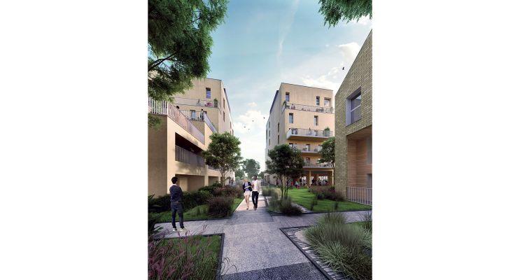 Photo n°3 du Résidence « Amplitude » programme immobilier neuf en Loi Pinel à Bordeaux