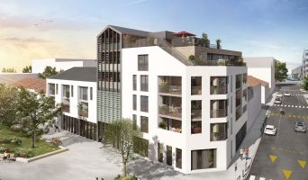 Bordeaux programme immobilier neuf « Atelier Dulamon