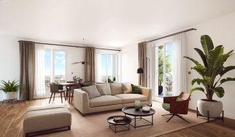 Bordeaux : programme immobilier neuf « Ateliers Saint-Germain » en Loi Pinel
