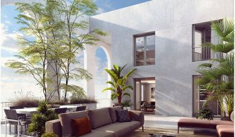 Bordeaux programme immobilier neuve « Ateliers Saint-Germain »  (3)