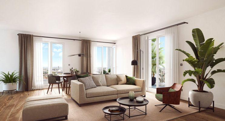 Photo du Résidence « Ateliers Saint-Germain » programme immobilier neuf en Loi Pinel à Bordeaux