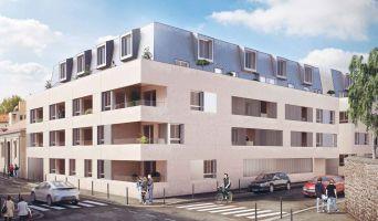 Bordeaux programme immobilier neuve « Avant-Garde - Création » en Loi Pinel