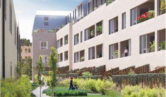 Bordeaux programme immobilier neuve « Avant-Garde - Création » en Loi Pinel  (2)