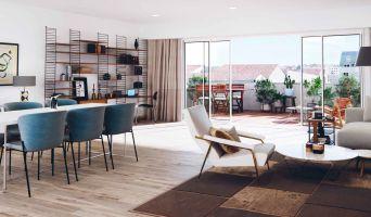 Bordeaux programme immobilier neuve « Avant-Garde - Création » en Loi Pinel  (3)