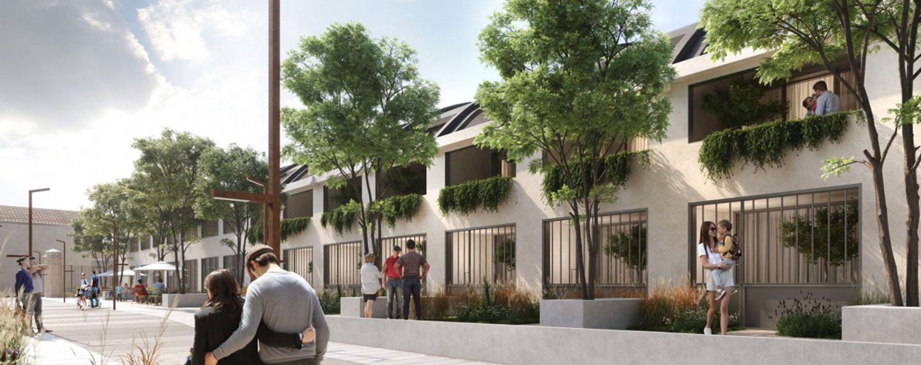 Bordeaux : programme immobilier neuve « Avant-Garde - Egérie » en Loi Pinel (2)