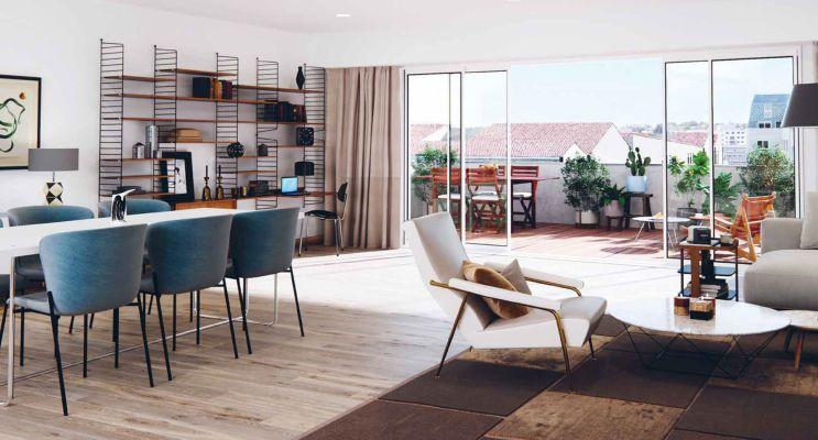 Photo n°3 du Résidence « Avant-Garde Tranche 2 » programme immobilier neuf en Loi Pinel à Bordeaux
