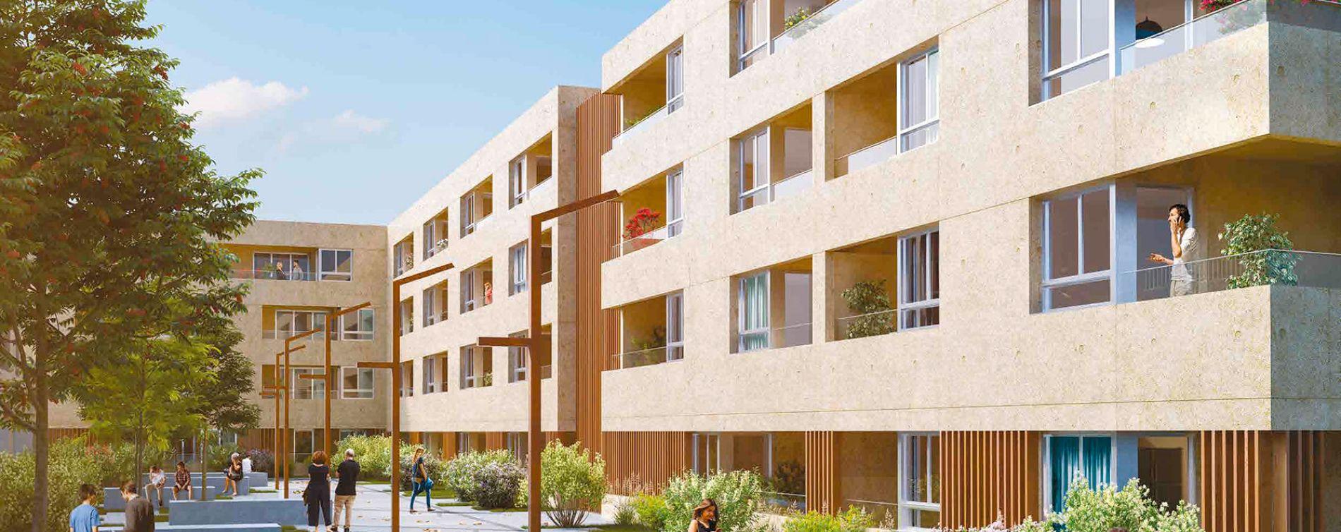 Bordeaux : programme immobilier neuve « Avant-Garde » en Loi Pinel (2)