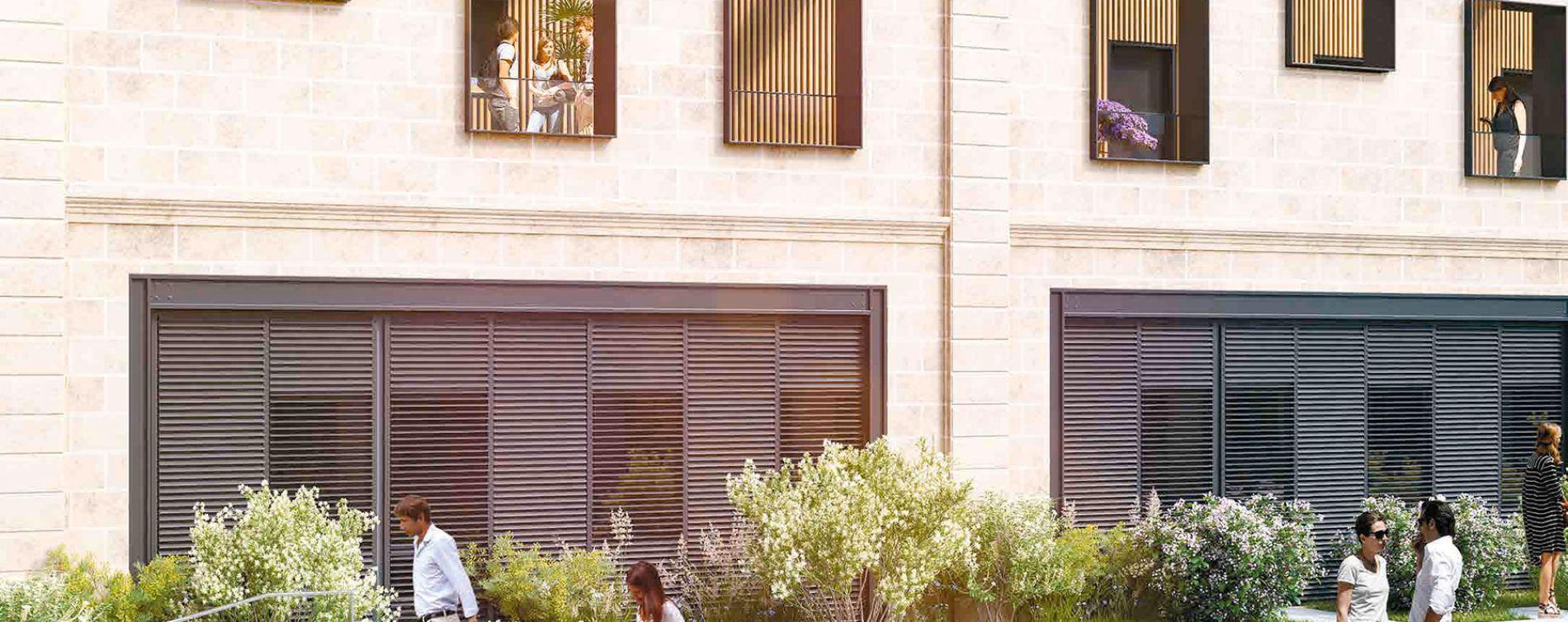 Bordeaux : programme immobilier neuve « Avant-Garde » en Loi Pinel (3)