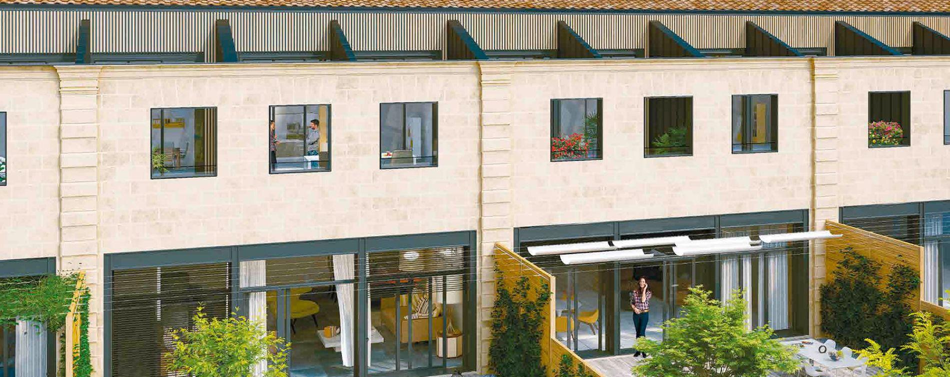 Bordeaux : programme immobilier neuve « Avant-Garde » en Loi Pinel (4)