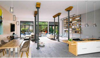 Photo du Résidence « Avant-Garde » programme immobilier neuf en Loi Pinel à Bordeaux