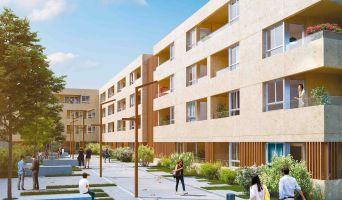 Résidence « Avant-Garde » programme immobilier neuf en Loi Pinel à Bordeaux n°2