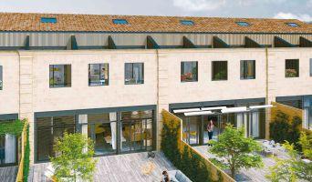 Résidence « Avant-Garde » programme immobilier neuf en Loi Pinel à Bordeaux n°4