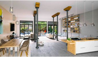 Résidence « Avant-Garde » programme immobilier neuf en Loi Pinel à Bordeaux n°5