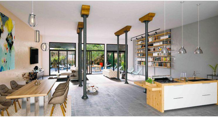 Bordeaux : programme immobilier neuf « Avant-Garde » en Loi Pinel