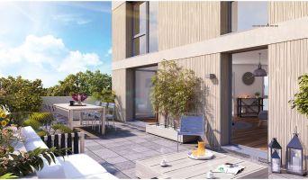 Bordeaux programme immobilier neuve « Bel Air » en Loi Pinel