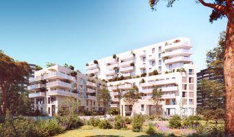 Bordeaux : programme immobilier neuf « Bordocima » en Loi Pinel
