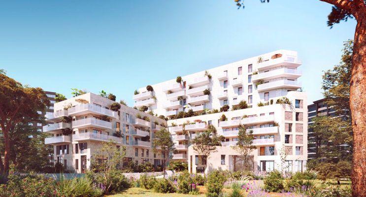 Photo du Résidence « Bordocima » programme immobilier neuf en Loi Pinel à Bordeaux