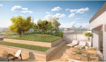 Résidence « Bordoriva » programme immobilier neuf en Loi Pinel à Bordeaux n°2