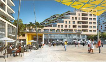 Résidence « Bordoscena » programme immobilier neuf en Loi Pinel à Bordeaux n°1