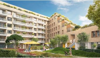 Résidence « Bordoscena » programme immobilier neuf en Loi Pinel à Bordeaux n°2