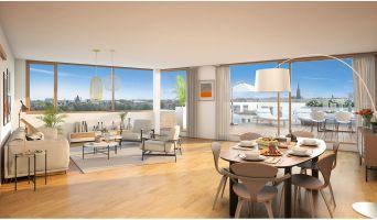Résidence « Bordoscena » programme immobilier neuf en Loi Pinel à Bordeaux n°4