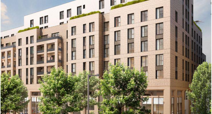Photo du Résidence « BordoVita » programme immobilier neuf à Bordeaux