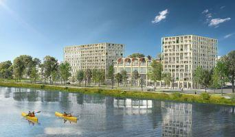 Bordeaux programme immobilier neuve « Cap Garonne » en Loi Pinel  (2)