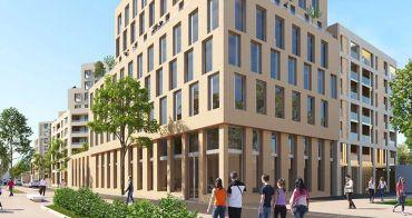 Résidence à Bordeaux, quartier Saint Jean Belcier réf. n°216138