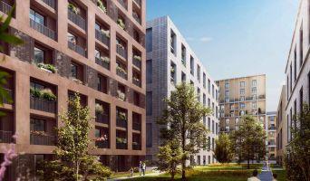 Photo du Résidence « Coeur Saint Germain » programme immobilier neuf en Loi Pinel à Bordeaux