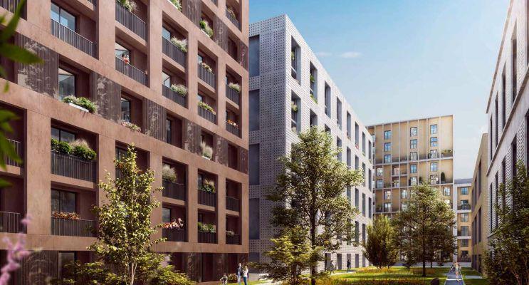 Résidence « Coeur Saint Germain » programme immobilier neuf en Loi Pinel à Bordeaux n°1