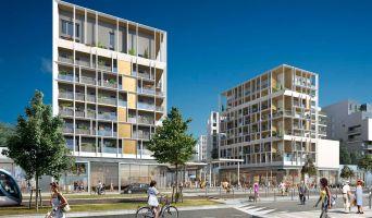 Photo du Résidence « Dédicace - Ginko » programme immobilier neuf en Loi Pinel à Bordeaux