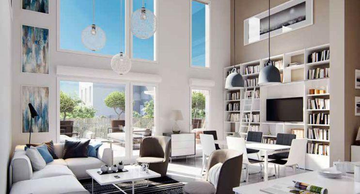Résidence « Dédicace - Ginko » programme immobilier neuf en Loi Pinel à Bordeaux n°5