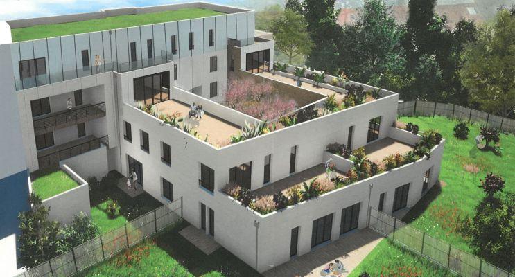 Photo du Résidence « Domaine Saint Genès » programme immobilier neuf en Loi Pinel à Bordeaux