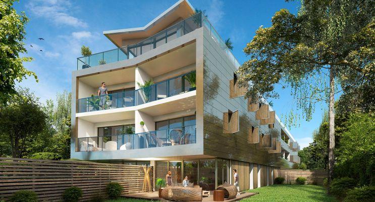 Photo du Résidence « Éclat de Vert » programme immobilier neuf en Loi Pinel à Bordeaux