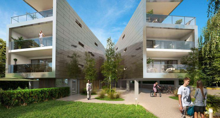 Résidence « Éclat De Vert » programme immobilier neuf en Loi Pinel à Bordeaux n°2