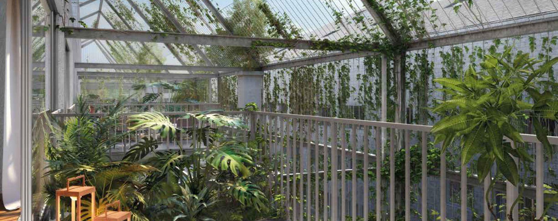 Bordeaux : programme immobilier neuve « Ekko » en Loi Pinel (3)