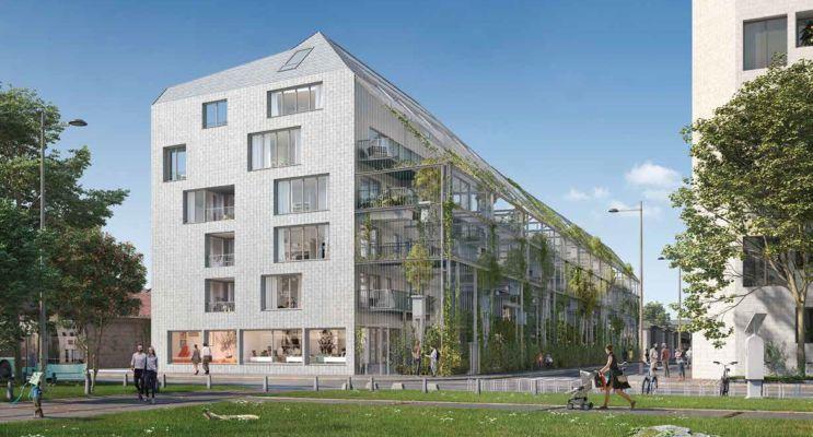 Photo du Résidence « Ekko » programme immobilier neuf en Loi Pinel à Bordeaux