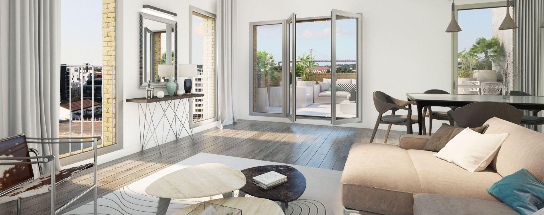 Bordeaux : programme immobilier neuve « Emblem » en Loi Pinel (5)