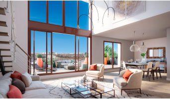 Photo du Résidence « Escale sur Jardins » programme immobilier neuf en Loi Pinel à Bordeaux