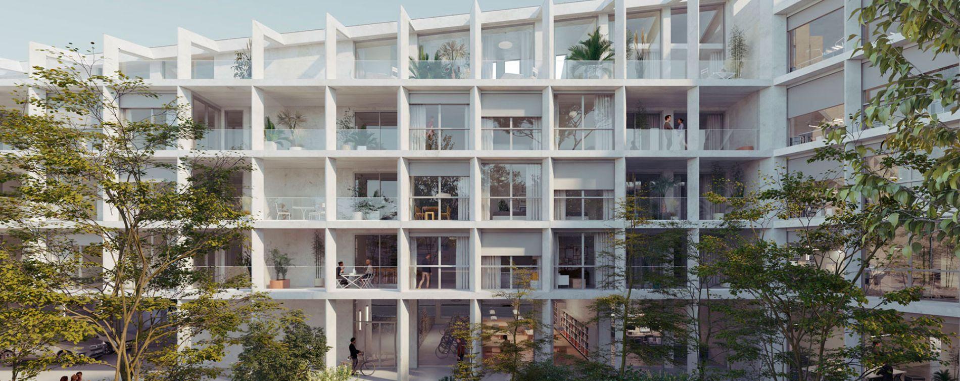 Bordeaux : programme immobilier neuve « Eterna » en Loi Pinel (4)