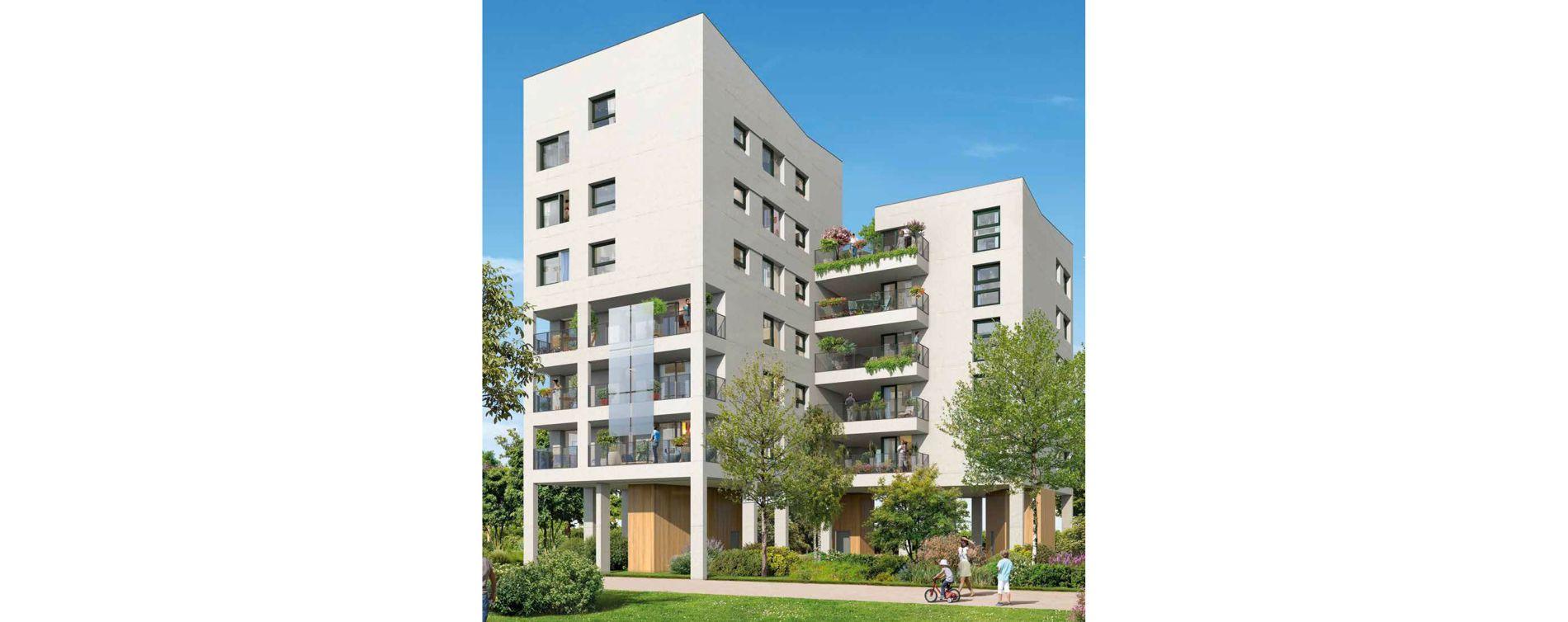 Bordeaux : programme immobilier neuve « Graphik » en Loi Pinel (2)
