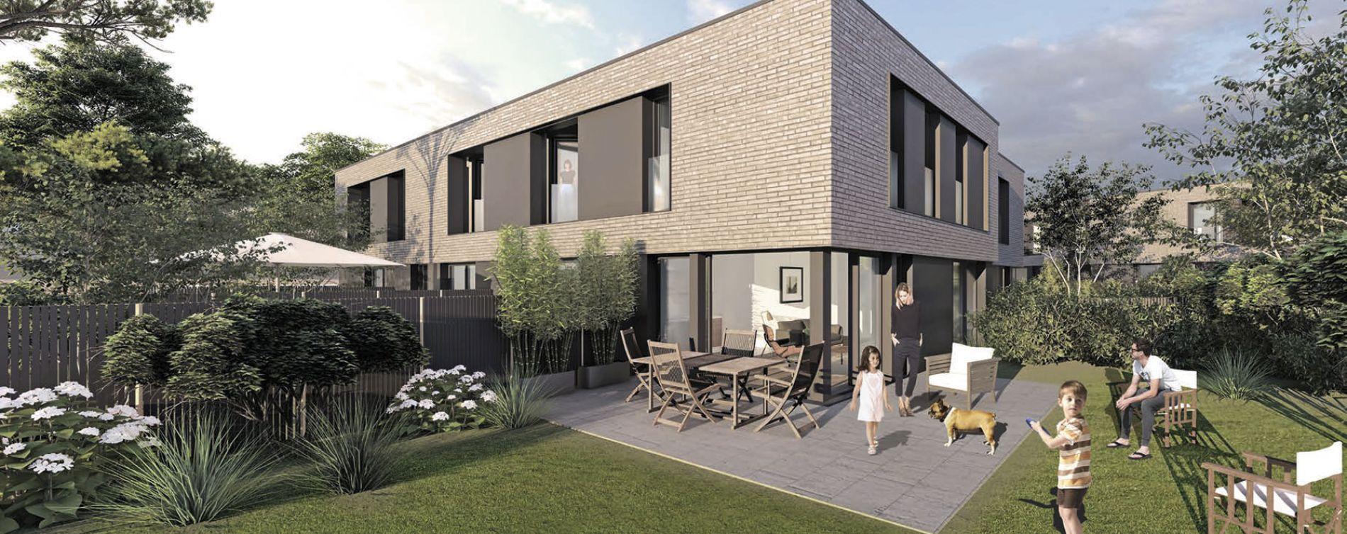 Bordeaux : programme immobilier neuve « Green Set » en Loi Pinel