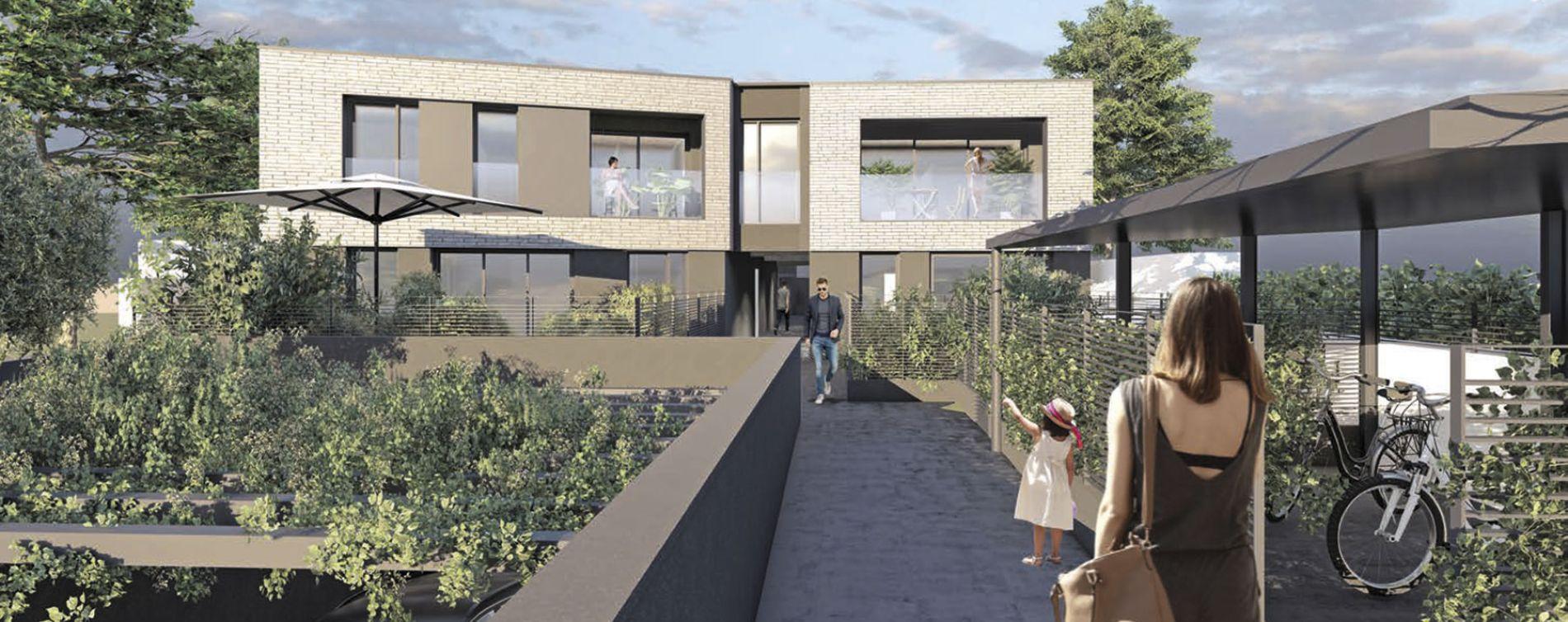 Bordeaux : programme immobilier neuve « Green Set » en Loi Pinel (2)