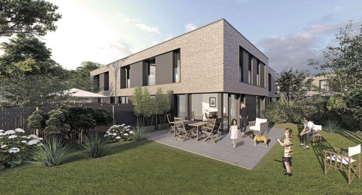 Photo du Résidence « Green Set » programme immobilier neuf en Loi Pinel à Bordeaux