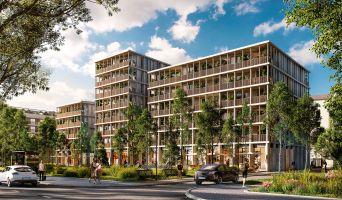 Bordeaux programme immobilier neuve « Halo »