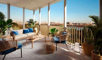 Bordeaux programme immobilier neuve « Halo »  (2)